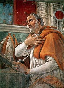 Las etapas de la conversión de San Agustín