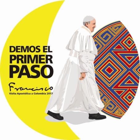 Viaje del Papa Francisco a Colombia