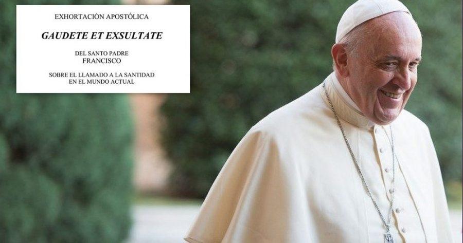 El llamado a la Santidad en el mundo actual según el Papa Francisco
