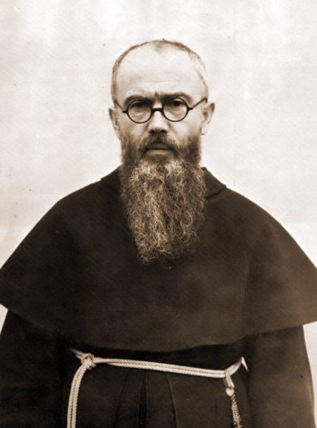 "San Maximiliano Kolbe - ""Una vida extraordinaria"""