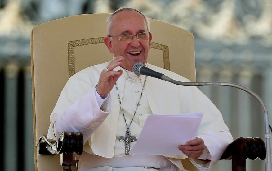 """""""COMO TAMBIÉN NOSOTROS PERDONAMOS A LOS QUE NOS OFENDEN"""", Catequesis del Papa"""