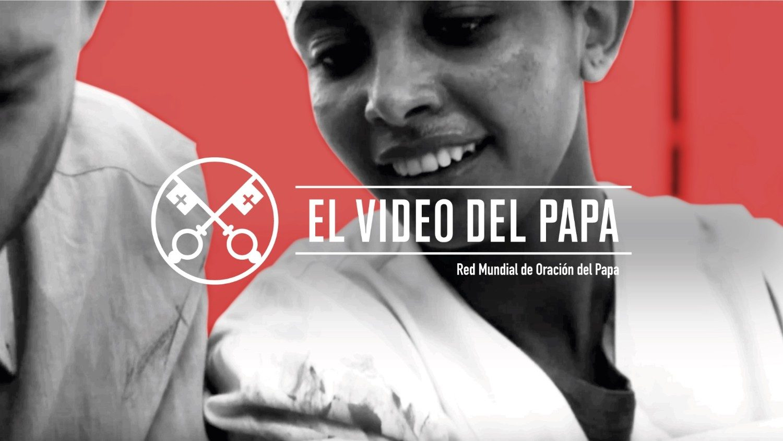 """""""RECEMOS POR LOS MÉDICOS Y SUS COLABORADORES EN ZONAS DE GUERRA"""" Video del Papa, Abril 2019."""